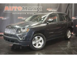 2015 Jeep Compass High Altitude w/Leather/Sunroof!