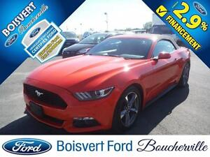 2016 Ford Mustang V6 CONVERTIBLE 2016