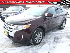 2011 Ford Edge Limited, Automatic, Back Up Camera, AWD