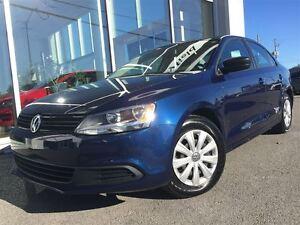 2013 Volkswagen Jetta A/C AUTOMATIQUE BAS KILO !