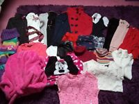GIRLS BUNDEL OF CLOTHES AGED 7-8 YRS