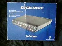 Digi Logic Dvd player New Boxed £15 ono