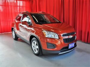 2014 Chevrolet Trax LT, One Owner, 7 Touch Screen, Bose Audio