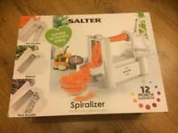 SALTER SPIRALIZER NEW!