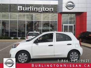 2015 Nissan Micra S, *** NO A/C *** ACCIDENT FREE !