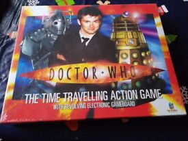 Doctor who electronic board game new inbox