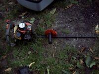 danarm tf 22 long reach petrol hedge cutter