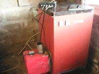 wood pellet stove