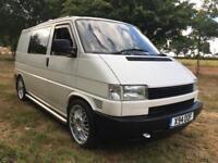 Vw t4 transporter 1.9 tdi camper campervan day van surf bus with awning new mot
