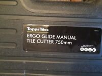 Tile Cutter Tiles ergo glide manual tile cutter 750mm