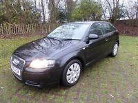 2008 AUDI A3 1.9 TDI E **FINANCE PACKAGES AVAILABLE**
