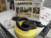 Karatcher T200 Racer Patio Cleaner