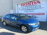 2013 Honda Civic LX Sedan MT