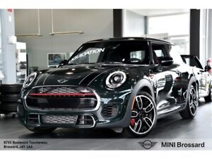 2018 MINI Cooper 3 Door John Cooper Works + DEMO + PROMO + GARAN