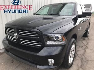 2017 Ram 1500 Sport WICKED SPORT 4x4 V8 LARGE PICKUP WITH FACTOR