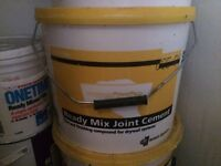 Ready Mix Joint Cement x 3 tubs