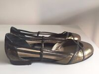 MAX MARA Flat Ballarina Shoes - size 7UK/40EU
