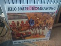 Jello Biafra / Nomeansno - The sky is falling and I want my mommy (MINT CONDITION LP)