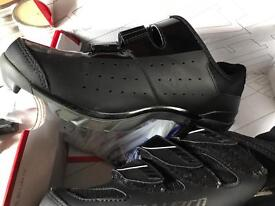 Specialized SPD shoes size 8