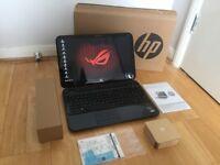 HP GAMING LAPTOP / ULTRA BOOK / NVIDIA GPU / 256GB SSD / 4 CPU'S / 8GB RAM