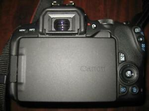 Canon EOS Rebel SL2 Digital SLR Camera / Camcorder with 18-55mm Lens. WiFi. Bluetooth. NFC. Touchscreen Display. 24.2MP