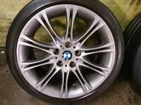 Alloys BMW M-Pakiet, M-Sport 18'