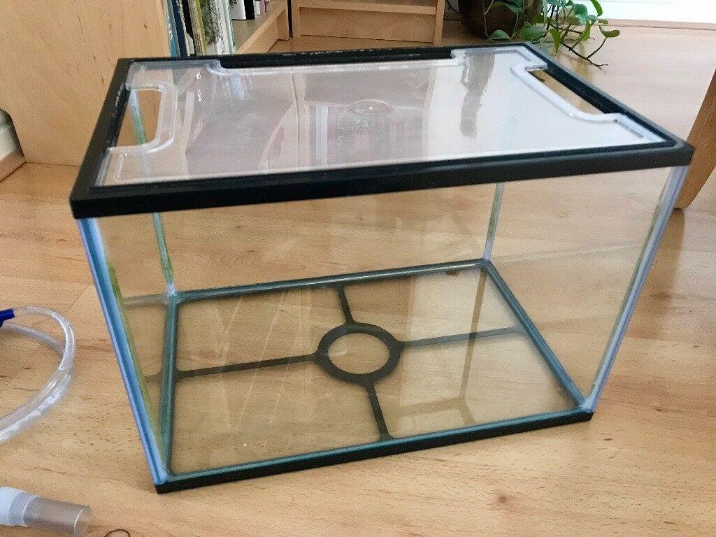 24l Acrylic Fish Tank