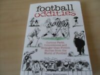 Great Present - Book about Football Oddities - £4