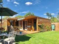 BESPOKE HAND MADE FOR YOU. Garden furniture, log cabin, summer house
