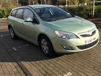 VAUXHALL ASTRA EXCLUSIVE CDTI ECOFLEX 1.7DIESEL ESTATE£2595...,,