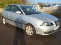 Seat Ibiza 1.4 16v Sport ** Superb Condition, LOW Miles, MOT Oct, High Spec, Great Value!! **