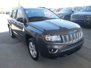 2016 Jeep Compass HIGH ALTITUDE AWD CUIR TOIT MAGS EN ATTENTE D'