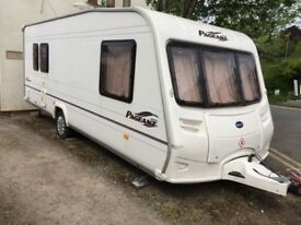 5 berth Bailey pageant series 5 caravan for sale