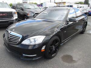 2012 Mercedes-Benz S-Class 142$/ SEMAINE + TX / 550 4MATIC