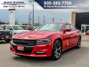 2017 Dodge Charger RALLYE EDITION, SUNROOF, BACKUP CAM, REMOTE S