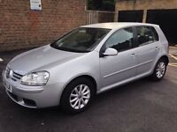 Volkswagen Golf Match 1.9 Diesel. 90K warranted mileage. Silver 1 keeper MOT September 2017 HJ58 UJB