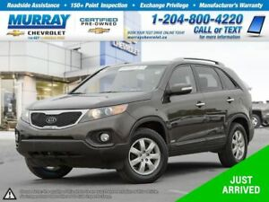 2011 Kia Sorento *Heated Seats, Power Accessories*