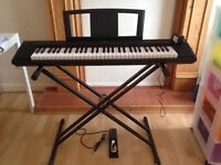 *Yamaha Full-Size Keyboard - Excellent Condition*