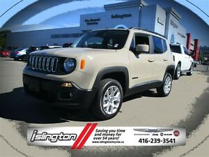 2016 Jeep Renegade NORTH - 4x4, 2.4L I-4