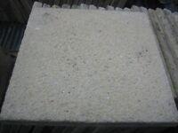 20 old concrete paving slabs