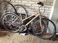 Ladies bike (spares or repairs)