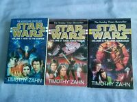 Star Wars 3 volumes - Zahn