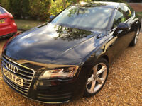 AUDI A7 3.0 TDI SE SPORTBACK, FULL AUDI SERVICE HISTORY, GOOD CONDITION, PRICED TO SELL