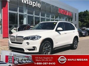 2017 BMW X5 Xdrive35-Leather,Roof.Navi!Premium Package!