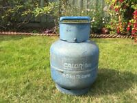 Empty calor gas bottle 4.5kg