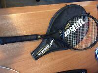 Tennis Racket: Wilson Europa Super High Beam Series