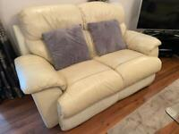 *FREE TO COLLECTOR* 2 Seater (+ 3 seater) reclining sofa (Furniture Village)