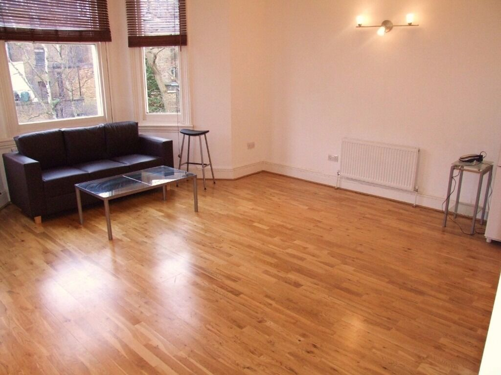 Large one bedroom flat.