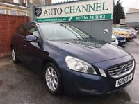 Volvo V60 2.0 D4 ES 5dr (start/stop)£6,485 p/x welcome SAT NAV. NEW CAMBELT