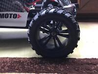 Himoto 1:10 RTR 4wd Brushed Monster Truck